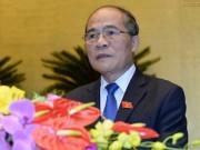 Tin tức trong ngày - Bỏ phiếu kín miễn nhiệm Chủ tịch QH Nguyễn Sinh Hùng