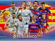 """Bóng đá - El Clasico, Real-Barca: Thắng làm vua, thua chẳng """"hết"""""""