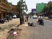 An ninh Xã hội - 7 phút hoảng loạn khi hai cô gái bị tạt axit tại Sài Gòn