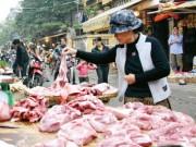 Sức khỏe đời sống - Cách nhận diện thịt lợn bị tiêm thuốc an thần, chất tạo nạc
