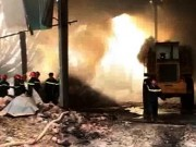 Tin tức trong ngày - Bộ Công an vào cuộc điều tra vụ kho mì cháy suốt 7 ngày