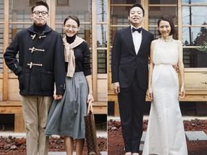 """Cặp đôi Hàn Quốc mặc """"chất"""" hơn fashionista"""