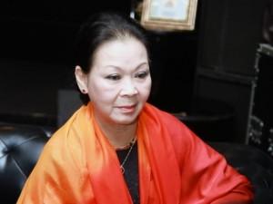"""Danh ca Khánh Ly: """"Cả đời tôi mang ơn Trịnh Công Sơn"""""""