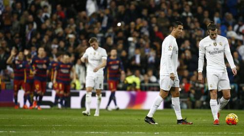 """Real với cái dớp mang """"virus FIFA"""" khi đấu Barca - 2"""