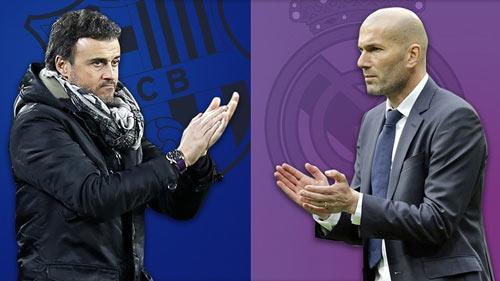 Barca-Real, Enrique-Zidane: Từ cái cào mặt năm ấy - 2