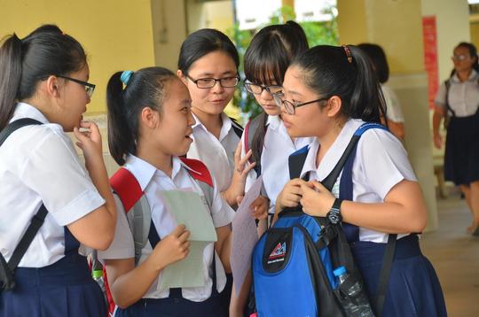 20% học sinh TP HCM sẽ rớt lớp 10 công lập - 1