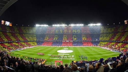 El Clasico, Barca-Real đặt báo động khủng bố cấp 4 - 1