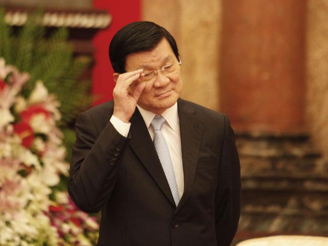 Hôm nay, miễn nhiệm Chủ tịch nước Trương Tấn Sang - 1