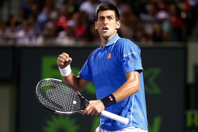 Djokovic – Berdych: Châu chấu đá xe (Tứ kết Miami Open) - 1