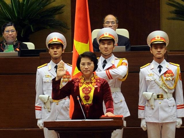 Đại biểu nói gì về nữ Chủ tịch Quốc hội đầu tiên? - 1