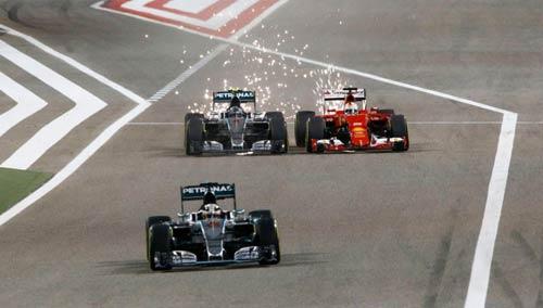 F1, Bahrain GP: Còn ai ngoài Ferrari & Mercedes - 1