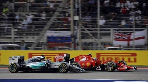 F1, Bahrain GP: Còn ai ngoài Ferrari & Mercedes - 2