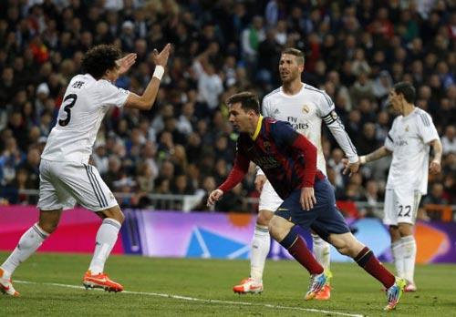 """Barca-Real: """"Nghệ sỹ"""" Messi đấu """"đồ tể"""" Ramos, Pepe - 2"""
