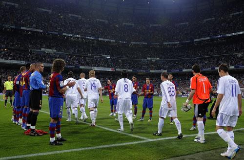 Barca – Real: 10 năm thảm hại, đâu vẫn hoàn đấy - 2