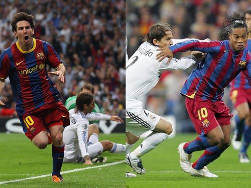 Barca – Real: 10 năm thảm hại, đâu vẫn hoàn đấy - 1