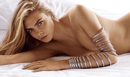 Cara Delevingne không từ bỏ nghề người mẫu - 5