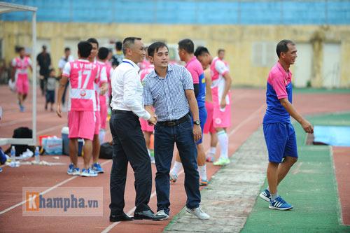 """CLB Hà Nội """"biến"""" thành Sài Gòn FC: Muốn đá đẹp, đá sạch - 2"""