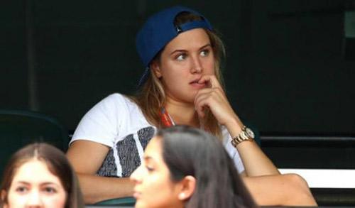 Chia tay Sharapova, Dimitrov cặp kè hoa khôi quần vợt? - 2