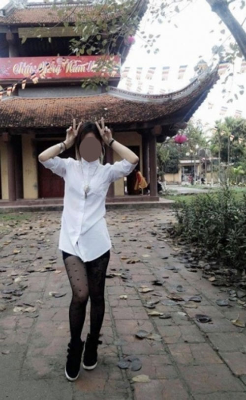 Sự thật sau hình ảnh thiếu nữ Việt không mặc quần - 6