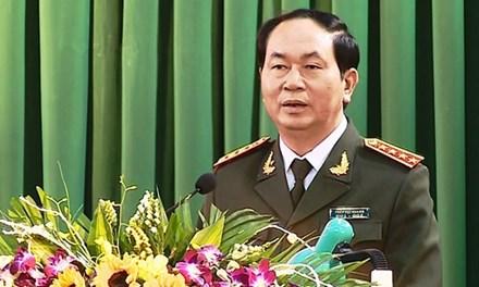 Chu tich nuoc Tran Dai Quang - 1