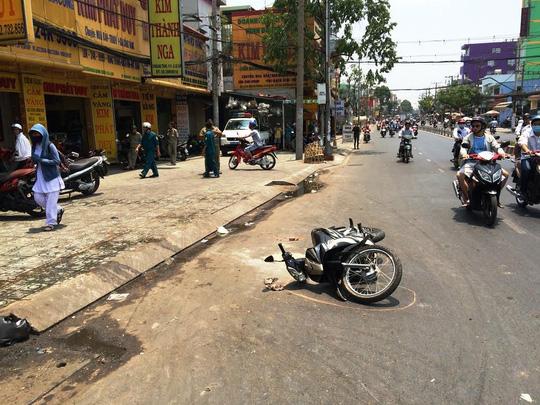 Bắt được một đối tượng tạt axit nữ sinh viên ở Sài Gòn - 1