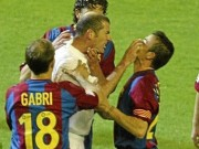 Bóng đá - Barca-Real, Enrique-Zidane: Từ cái cào mặt năm ấy