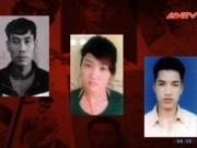 Video An ninh - Lệnh truy nã tội phạm ngày 31.3.2016