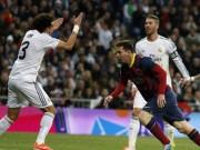 """Bóng đá - Barca-Real: """"Nghệ sỹ"""" Messi đấu """"đồ tể"""" Ramos, Pepe"""