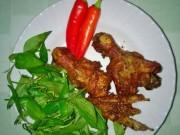 Ẩm thực - Chuột dừa muối sả ngon hơn thịt gà