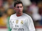 """Bóng đá - Muốn """"đổi gió"""", Messi tìm đường đến Real Madrid"""
