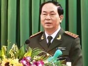 Tin tức trong ngày - Đề cử ông Trần Đại Quang làm Chủ tịch nước