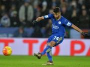 "Bóng đá - Mahrez: ""Phù thủy"" chân trái biến ảo của Leicester"