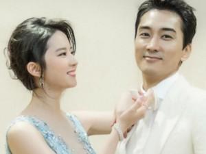 Rộ tin Lưu Diệc Phi chia tay Song Seung Heon