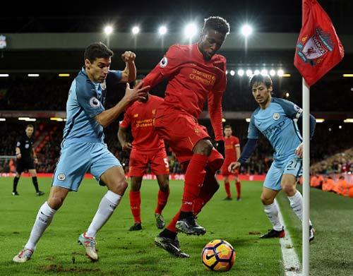 Góc chiến thuật Liverpool – Man City: Xuất chiêu sở đoản - 1