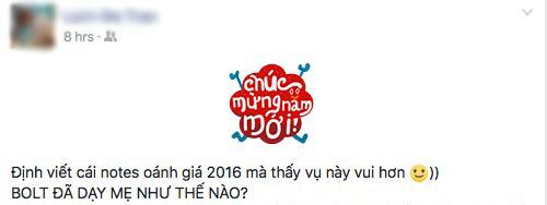"""Cộng đồng mạng nô nức """"Chúc mừng năm mới 2017"""" - 3"""