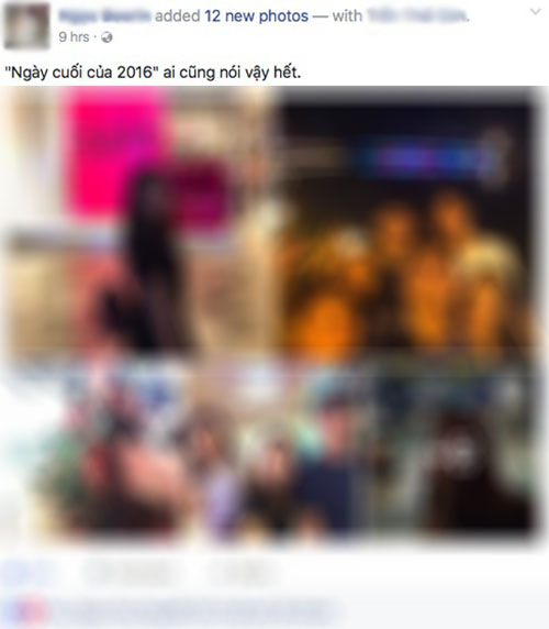"""Cộng đồng mạng nô nức """"Chúc mừng năm mới 2017"""" - 8"""