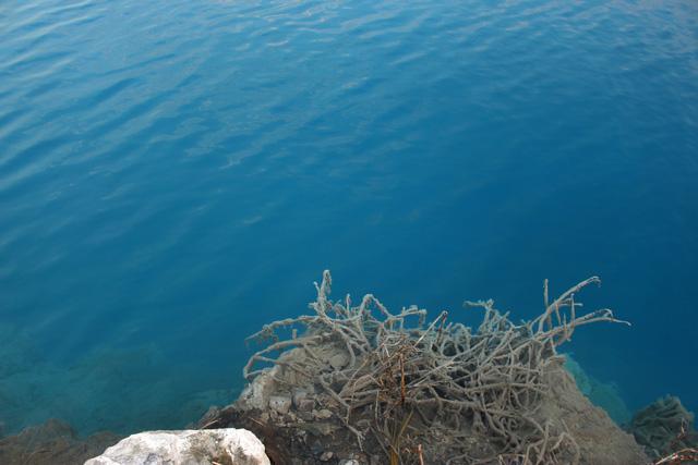 """Hồ nước """"lạ"""" được ví như """"tuyệt tình cốc"""" ở Hải Phòng - 14"""
