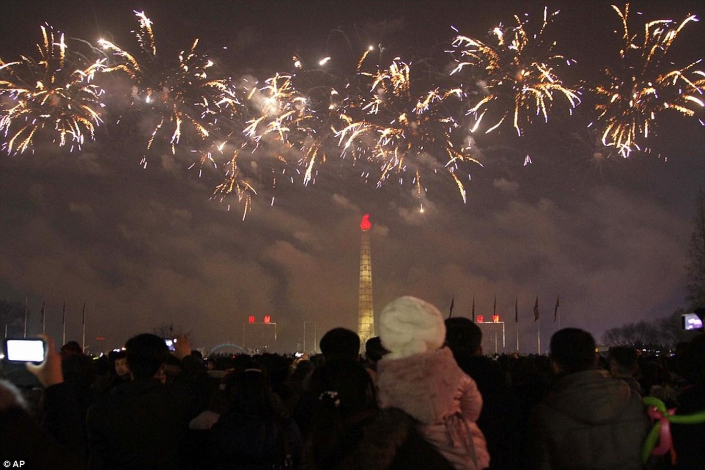 Chiêm ngưỡng pháo hoa choáng ngợp khắp thế giới - 1