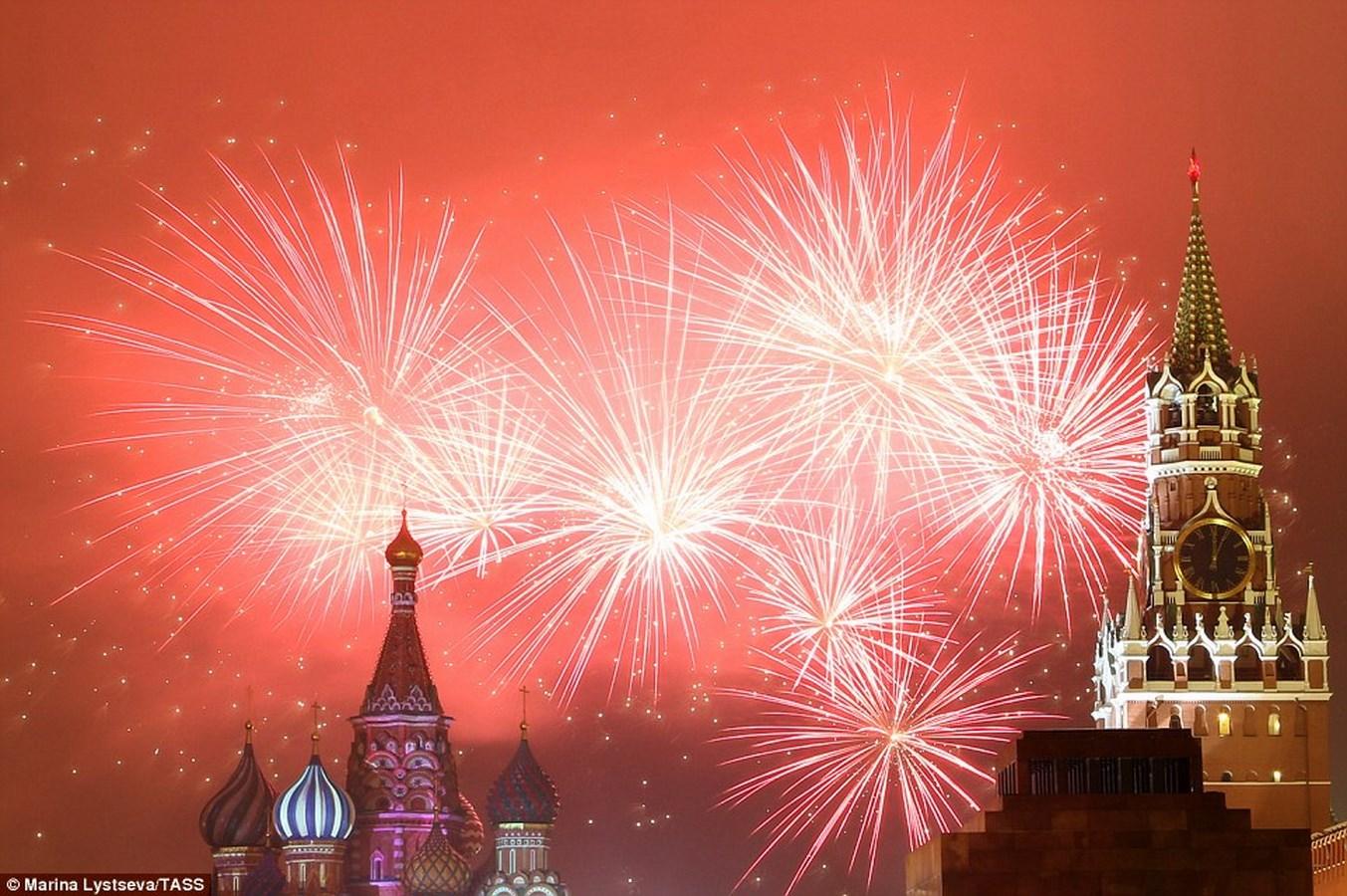 Chiêm ngưỡng pháo hoa choáng ngợp khắp thế giới - 9