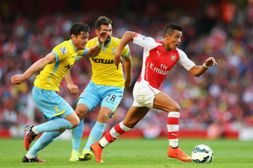 "Arsenal – C.Palace: ""Pháo"" quyết nổ, vượt Man City - 1"