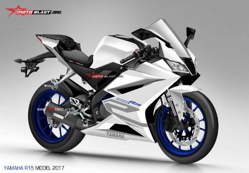 Yamaha R15 v3.0 xác nhận cập nhật công nghệ - 1