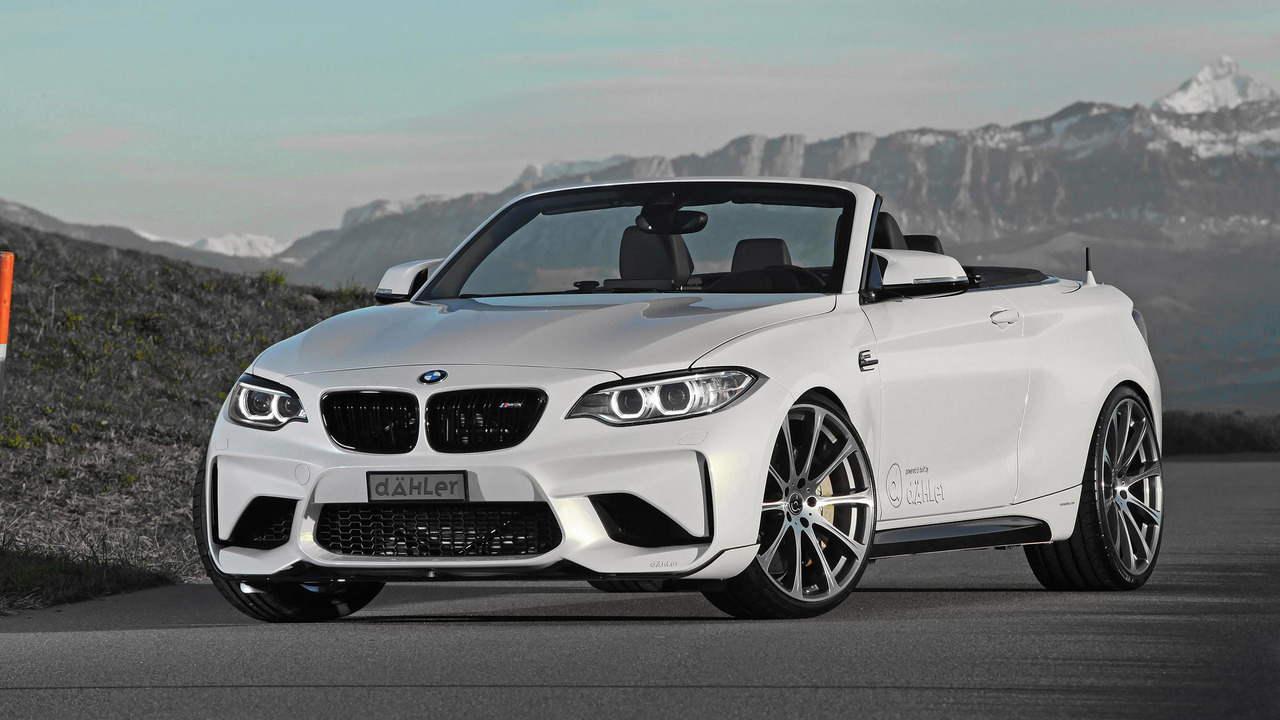 Ngắm BMW M2 Convertible độ cực mạnh - 1