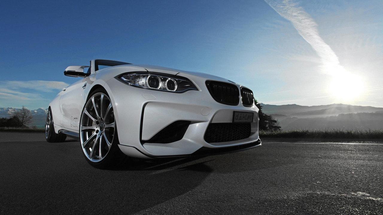 Ngắm BMW M2 Convertible độ cực mạnh - 4