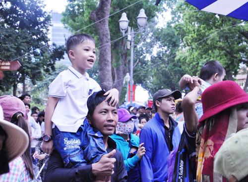 Ngày đầu năm, nhiều điểm vui chơi ở Sài Gòn quá tải - 3