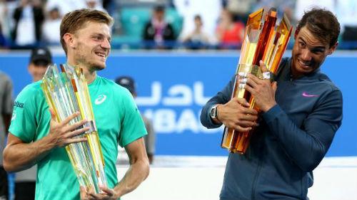 """Nadal & """"cú poker"""" ở Abu Dhabi: Danh hiệu nhỏ, niềm tin lớn - 1"""