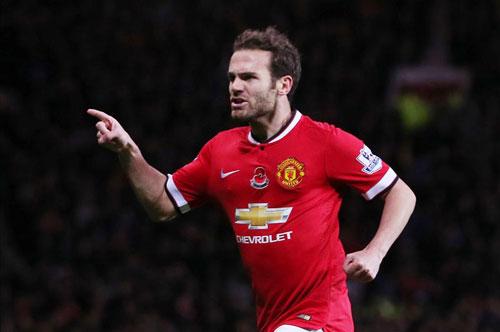 MU: Mourinho hãy công bằng với Mata - 2