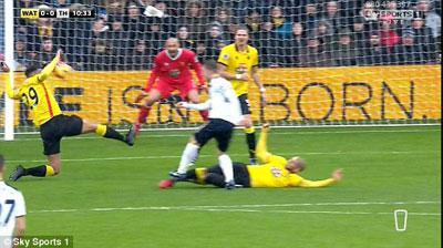Chi tiết Watford - Tottenham: Nỗ lực muộn màng (KT) - 3