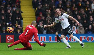 Chi tiết Watford - Tottenham: Nỗ lực muộn màng (KT) - 4