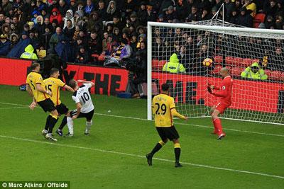 Chi tiết Watford - Tottenham: Nỗ lực muộn màng (KT) - 5