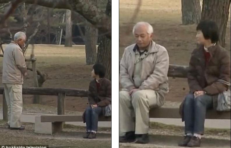 Người chồng Nhật 20 năm không nói chuyện với vợ vì...ghen - 2